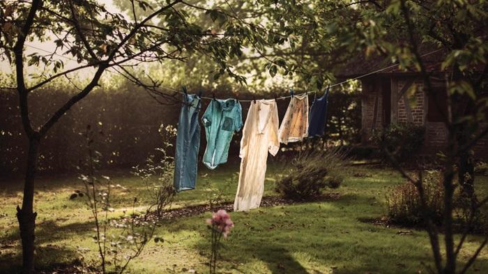 Destroy the Old Garments