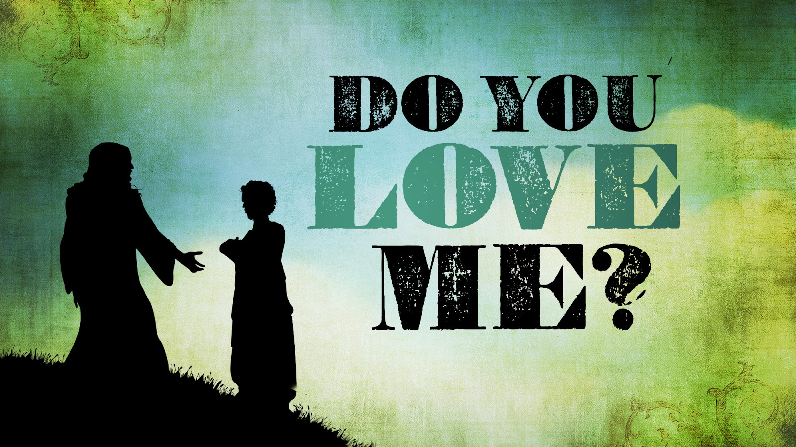 What is Jesus Asking You?